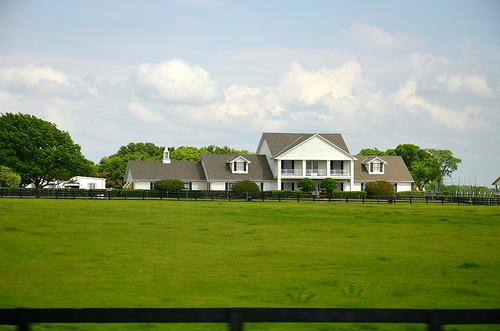 Southfork Ranch was home to JR Ewing from 1978-1991, and again in a revival of the series in 2012.