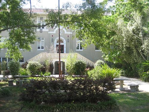 Audubon Charter School in New Orleans, one of many charters in the Crescent City since Katrina
