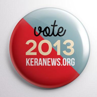 Vote 2013 keranews.org