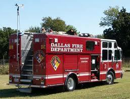 Haz Mat 3, Dallas Fire Rescue HazMat Team
