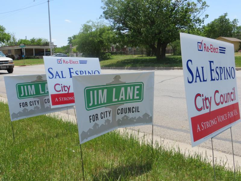 Incumbent Councilman Sal Espino and Former Councilman Jim Lane are battling to represent Fort Worth's Northside.
