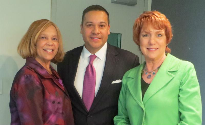 State representatives Helen Giddings, (D) Dallas; Jason Villalba, (R) Dallas; Diane Patrick, (R) Arlington, talk to KERA about public school decisions.