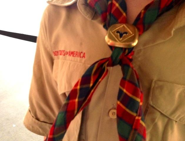 Delegates are expected to vote tomorrow about whether to lift a scouting ban on gay members.