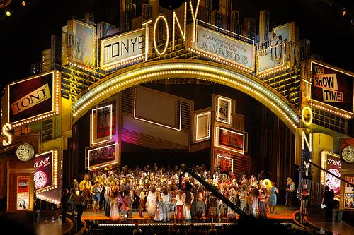 There's a lot of Texas woven through this year's Tony Awards show. Catch it live Sunday night.