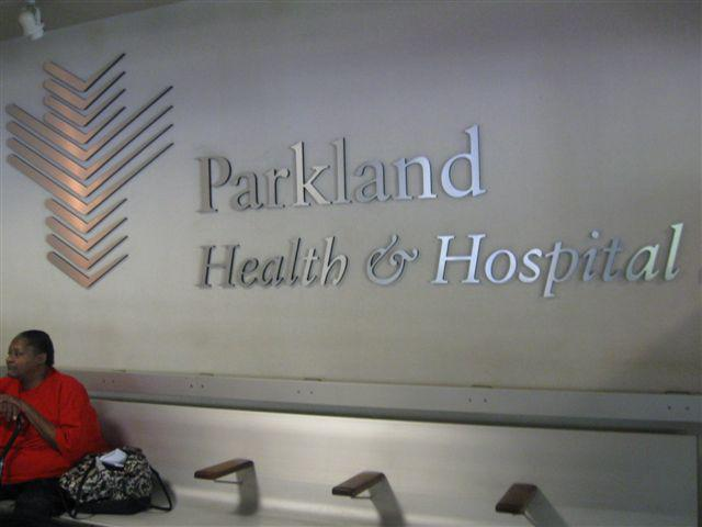 Parkland Hospital officials say the surveyors for the Centers for Medicare and Medicaid Services will be in the hospital 24/7 until the inspection is completed.  Officials say inspectors offered no timeline.