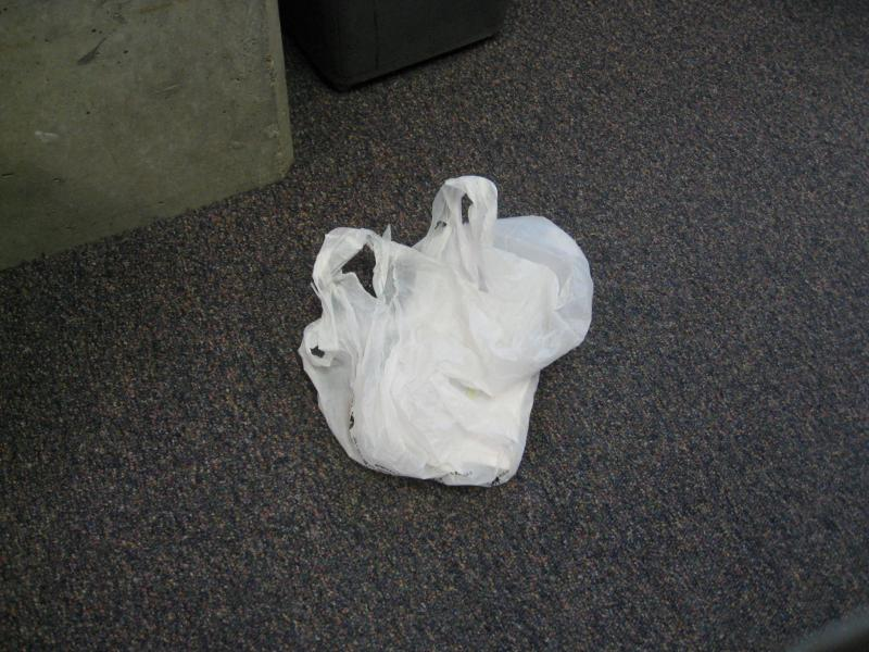 Typical thin, single-use plastic bag that Dallas City Councilman Caraway would like to ban in Dallas stores
