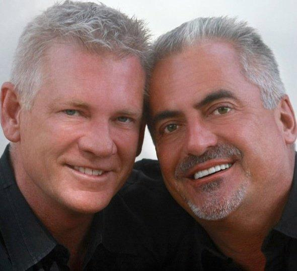 Mark Reed-Walkup, 54, and his husband, Dante, 53, were married two years ago in Washington D.C.