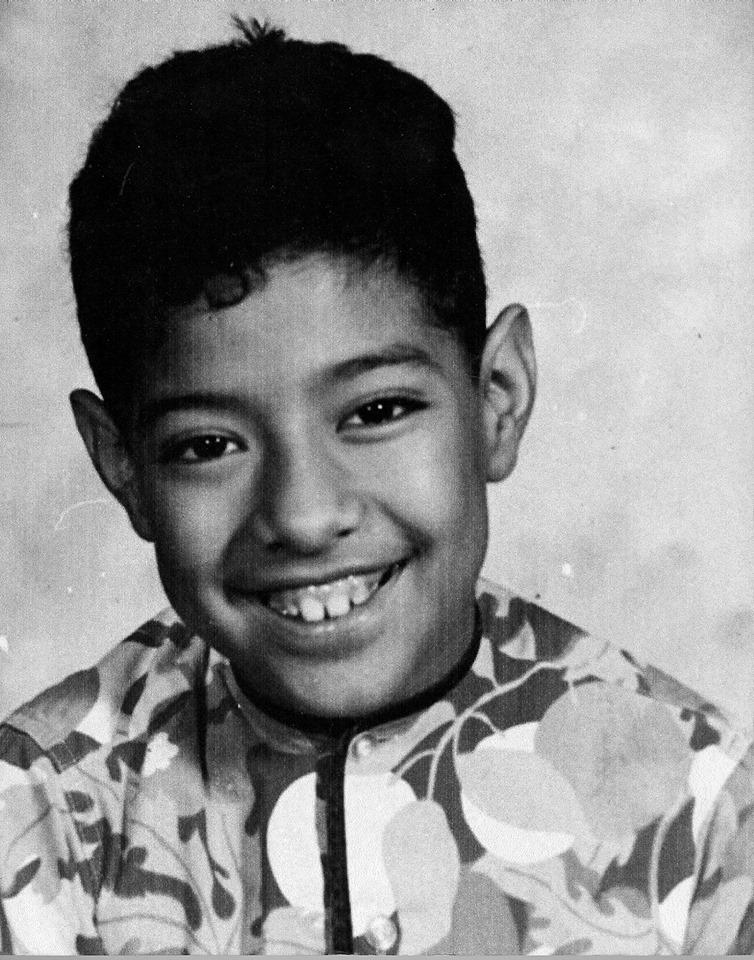Santos Rodriguez, 12, was killed by a Dallas police officer in Dallas on July 24, 1973.