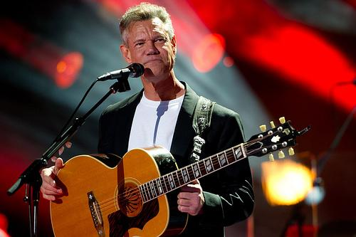 Randy Travis at the CMA Music Festival in Nashville earlier this year.
