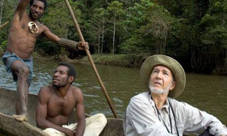 Jared Diamond has studied tribes in New Guinea for 50 years.