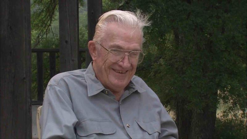 Writer John Graves in a 2001 KERA documentary.
