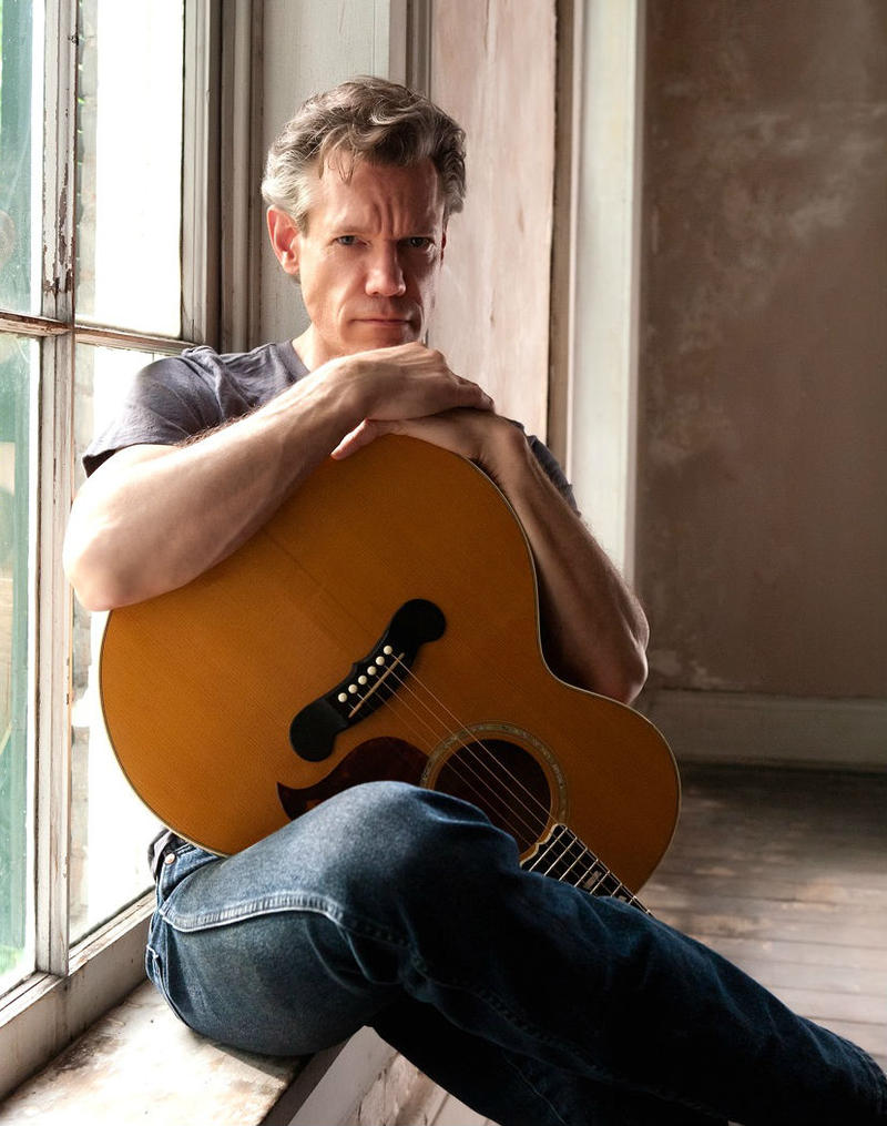 Country music singer Randy Travis was admitted to a Texas hospital on July 7.