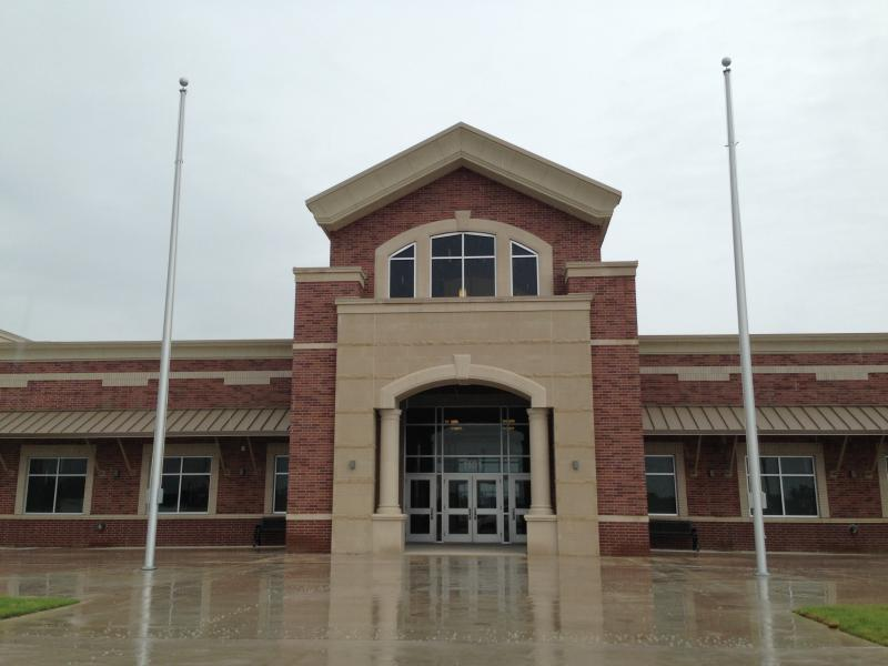 Willow Springs Middle School is a new campus opening this fall in Lovejoy ISD.
