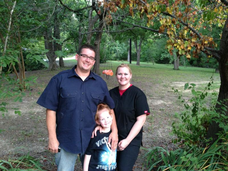 Tiffany and Hunter Sexauer are planning to pay $8,000 to enroll their daughter, Anicah, in the Lovejoy school district.