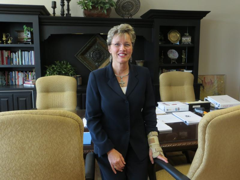 Superintendent Kay Waggoner has led the Richardson School District for nearly four years.