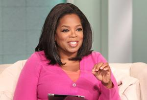Oprah Winfrey will be speaking today at the American Airlines Center.