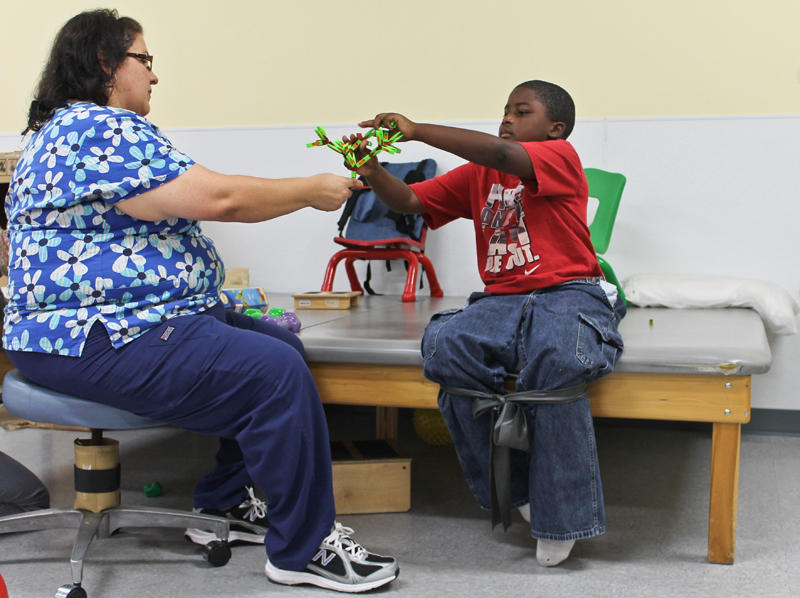 Chance's younger brother, Louis Boyd Jr., has also been diagnosed with Duchenne muscular dystrophy.