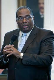 Sen. Royce West represents Duncanville and has grandchildren in the district's schools.