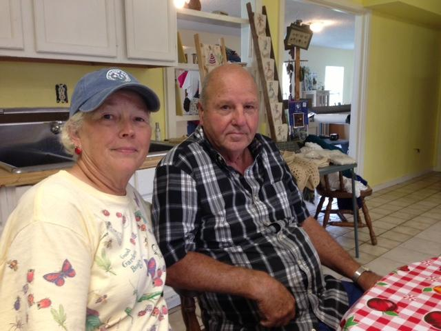 Sue and Ray Short have lived on their land in Tarrant County for 30 years.