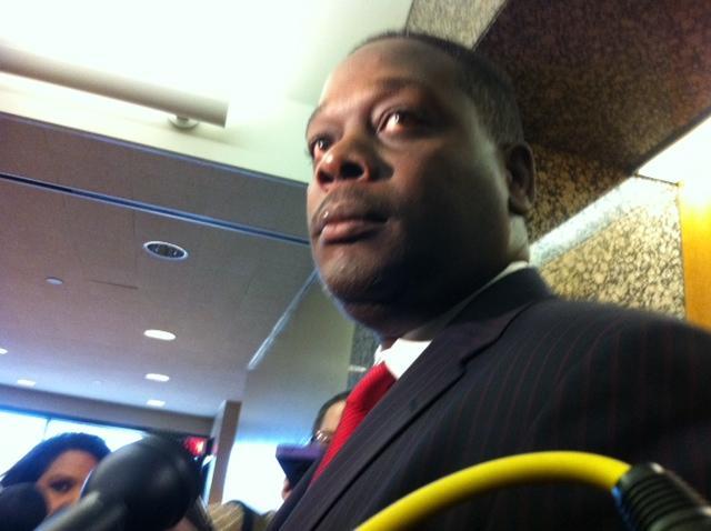 Dallas County District Attorney Craig Watkins
