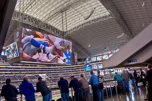 Move over AT&T Stadium. A bigger and better HD video screen is coming to North Texas.
