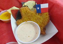 Fernie's Deep Fried King Ranch Casserole