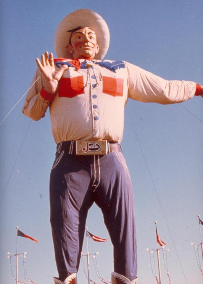 Big Tex in 1993.
