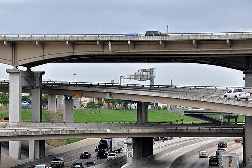 The average lifespan of highway bridges and overpasses is 70 years.