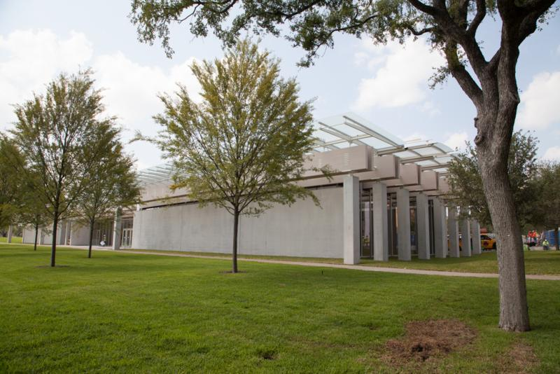 The pavilion will provide the Kimbell with an additional 16,000 square feet of gallery space, classrooms and a theater.