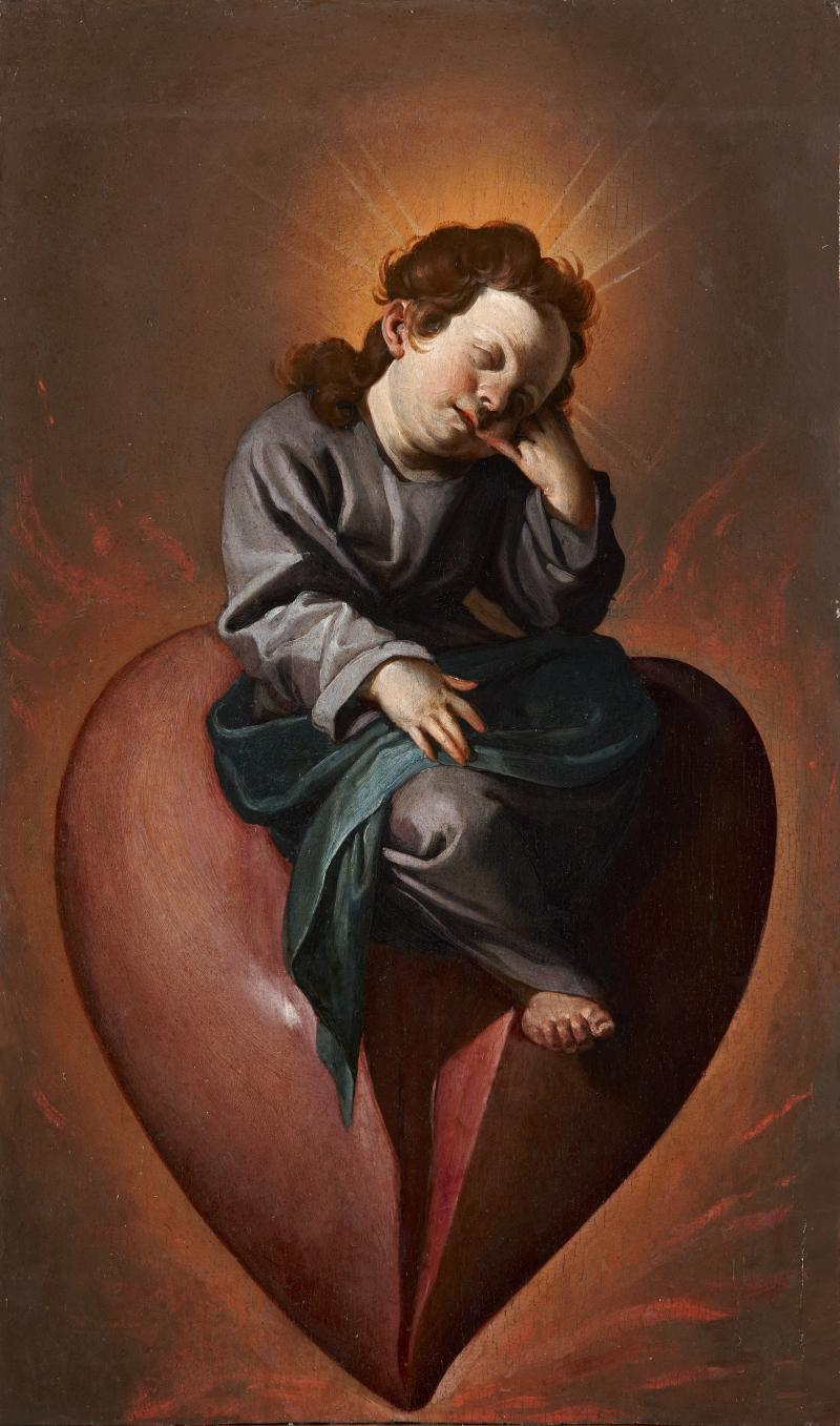 Alonso Cano's Christ Child (c. 1636-38) -- The oil painting is the first work by the noted Sevillian artist to be acquired by the museum. Officials say this is the first time the painting has come to light in 200 years.