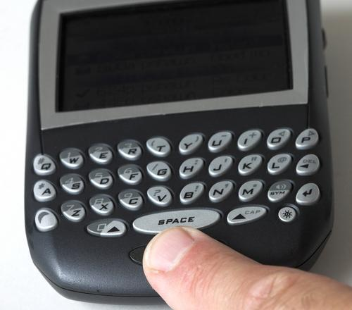The BlackBerry, launched in 1999, was the dominant smartphone for business people before Apple debuted the iPhone in 2007.