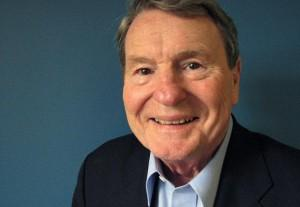 Jim Lehrer, a KERA alum, talks about his new novel 'Top Down' today on 'Think.'