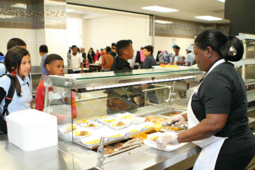 All DISD students will get to eat for free, the district has announced.