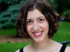 You'll start hearing Sabrina Farhi on NPR in November.