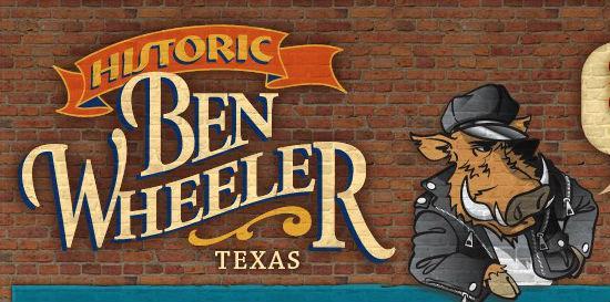 Ben Wheeler has been designated the Feral Hog Capital of Texas.