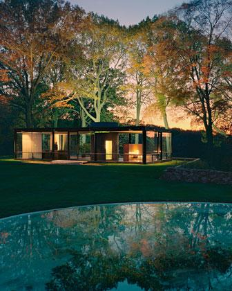 For $30,000, you and a guest can stay overnight in the New Canaan, Conn., weekend home of Philip Johnson, the architect and art patron.