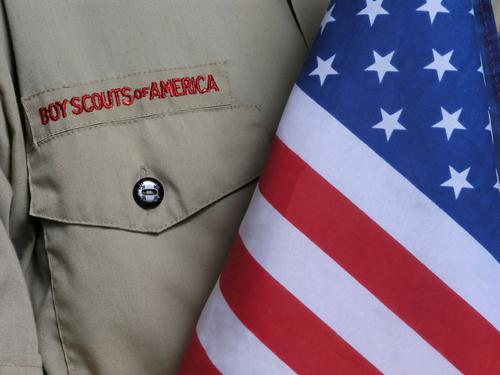 The Boy Scouts is hosting a closed-door meeting in Grapevine to discuss ways to identify and fight child abuse.