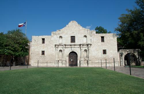 Don't worry -- the Alamo is safe and will remain in American hands.