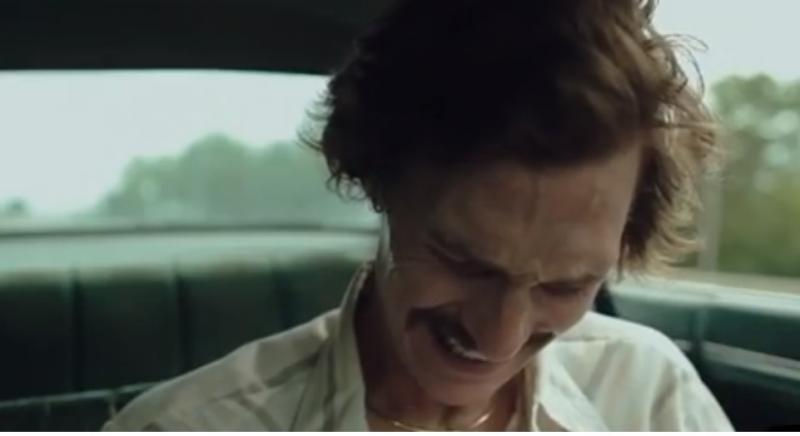 "Matthew McConaughey is shockingly thin -- and, critics say, shockingly good -- in ""Dallas Buyers Club."""