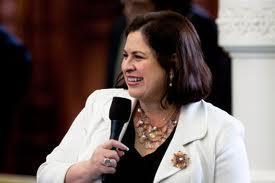 Sen. Leticia Van de Putte, a San Antonio Democrat, has served 22 years in the Texas Legislature.