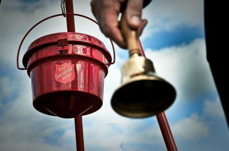 There's an app for the Salvation Army Bell.