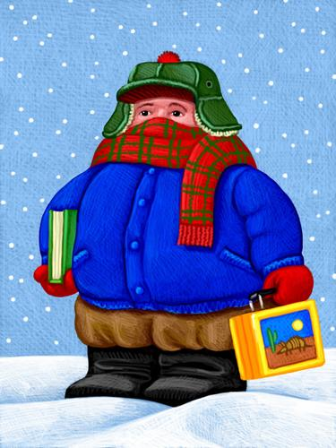 Brr! It's going to be cold out there. No snow is in the forecast, but you should bundle up your kids -- and protect your pipes, plants and pets.