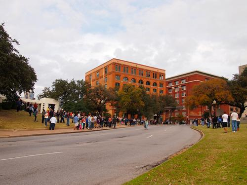 All eyes will be on Dealey Plaza on Friday as the city of Dallas hosts a ceremony to commemorate President Kennedy.