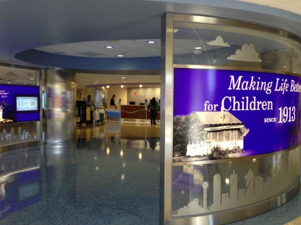Children's Medical Center Dallas will receive $18.9 million to establish a center to improve the health of foster care children.
