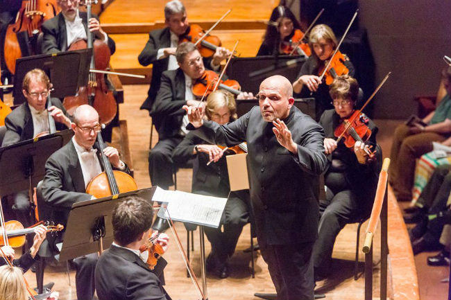 The Dallas Symphony Orchestra is among seven groups featured in the Dallas Performing Arts Sampler Series.