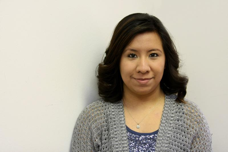 Jessica Barron came to the country with her parents when she was two. She applied for Deferred Action status and was approved last January. Now, she's trying to get the word out about the DACA program through her job with Catholic Charities.