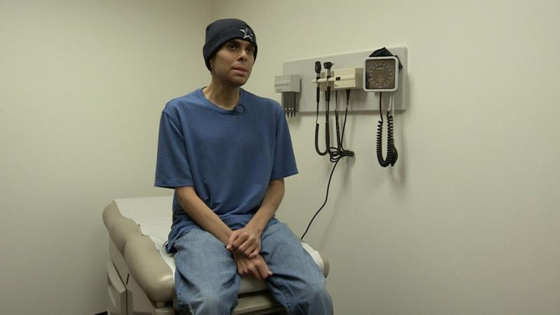 Isac Madrid requires daily doctors appointments since his Nov. 11 bone marrow transplant.