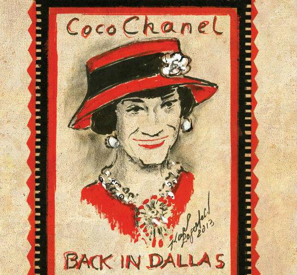 Chanel presents a big runway show tonight -- in Dallas' Fair Park.