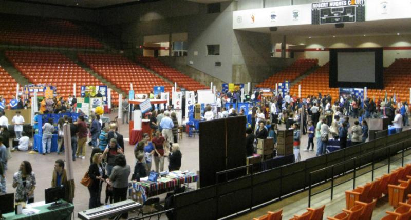 Fort Worth ISD's recent school choice expo drew hundreds of students and parents interested in school options.
