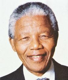 Nelson Mandela died Thursday. He was 95.